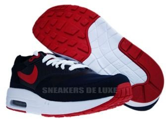 Nike Air Max Maxim 1+ Omega Pack Obsidian/Sport Red/White 366488-401