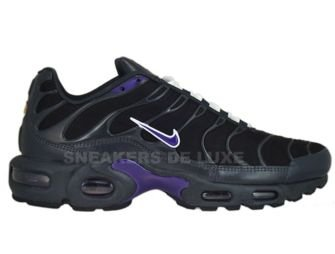 Nike Air Max Plus TN 1 Anthracite/Club Purple-Black-White