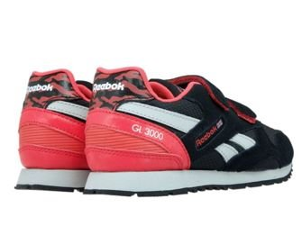 Reebok GL 3000 2V SP BS7224 Graphic-Black/Glow Red/Steel/White