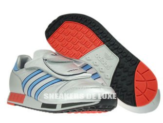 adidas Micropacer OG C75569 Metallic Silver / Bright Blue / Bright Blue